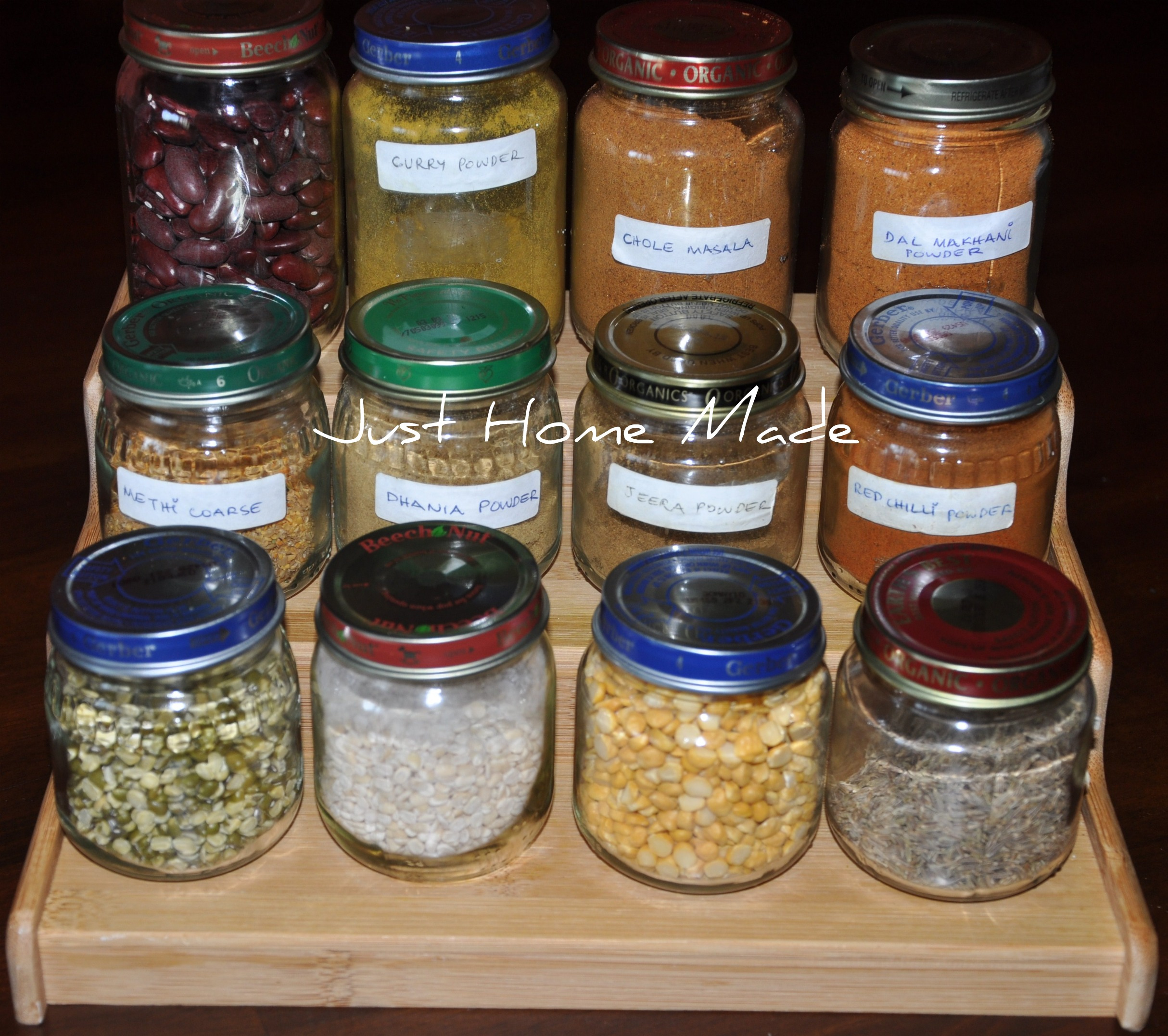 How To Store Baby Food In Glass Jars