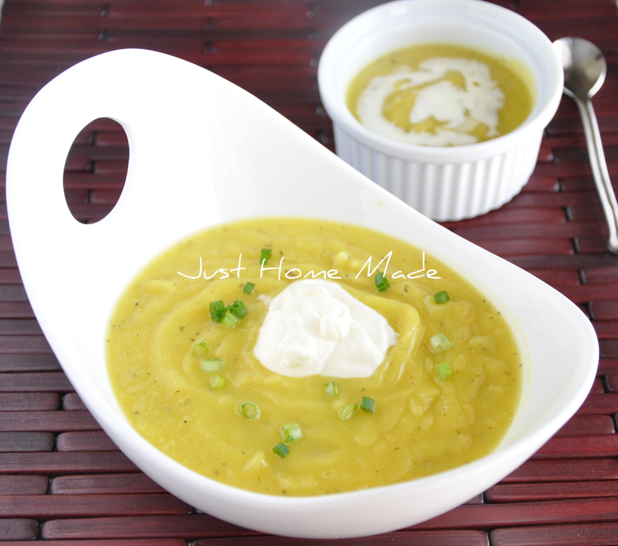 Acorn Squash Soup America S Test Kitchen