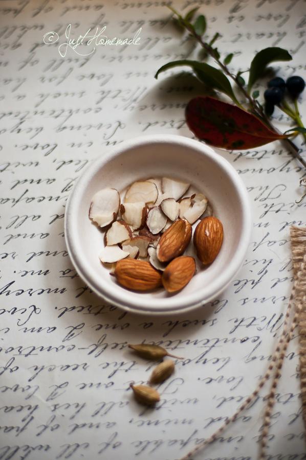 pretty almonds