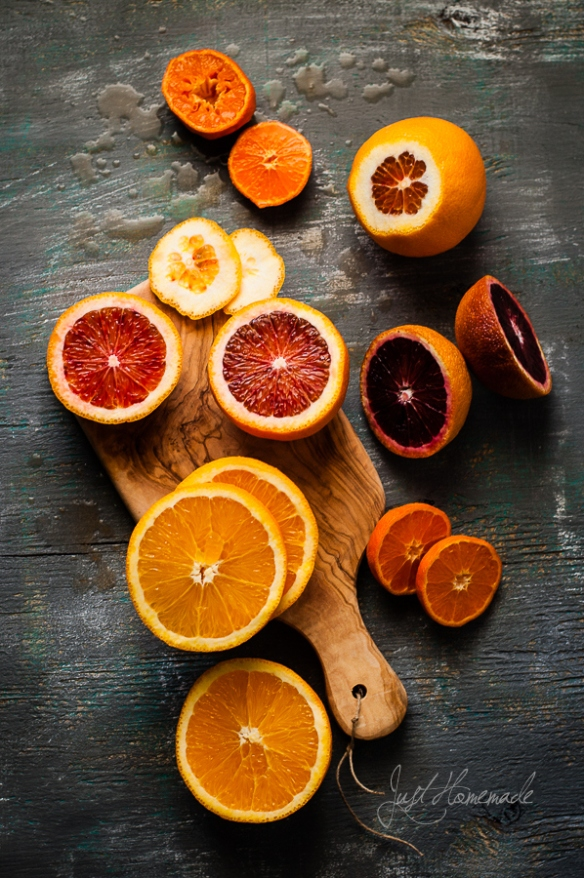 Blood Oranges and Citrus