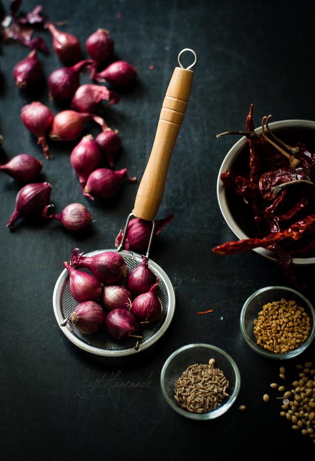 BasaLe Soppu Koddel ingredients